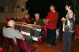 Histoire d'Amérique latine à Saint-Péray 2005